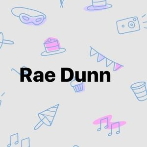 RAE DUNN Products.